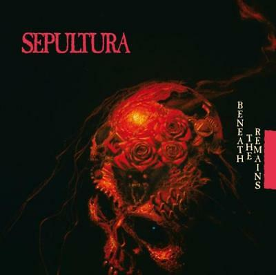 Sepultura - Beneath The Remains New Cd