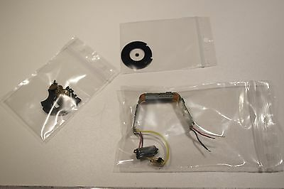 Schneider Cinegon lens electronic iris + micro motor and circuits + light sensor