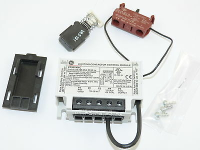 General Electric 460XMC 120v Lighting Contactor Control Module Kit For CR460L