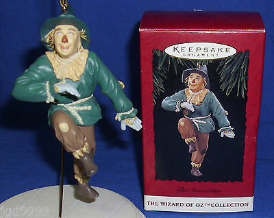 Hallmark Ornament The Wizard of Oz Collection The Scarecrow 1994 NIB