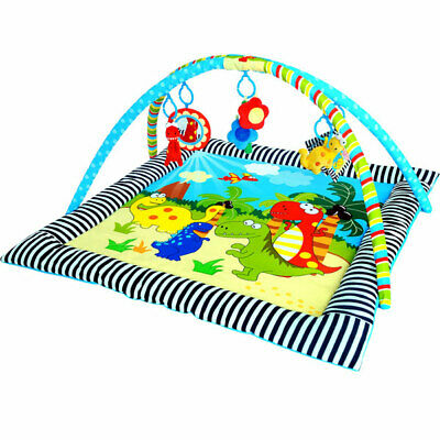 Dinosaur Century Musical Baby Playgym Activity Gym Floor Mat