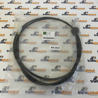 Land Rover Defender V8 RHD One Piece Speedometer Cable - Bearmach - PRC6023