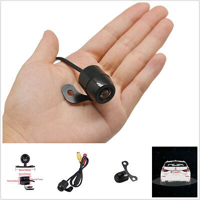 Wide Angle 170° CCD Vehicle Rear View Reverse Parking Mini Camera Kit For Toyota