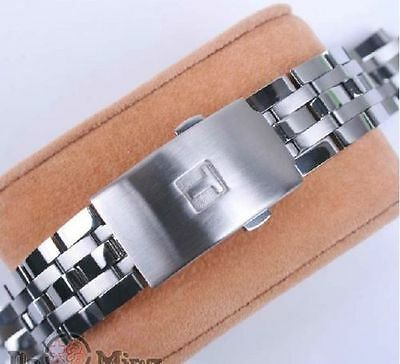 19mm Solid Stainless Steel T17 Bracelet For PRC200 T461 T014 T014410A Watch band