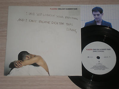 Placebo - English Summer Rain / This Picture - 45 Giri 7""