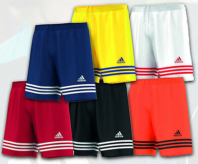 Mens / Boys Adidas Climalite Sports Football Gym Training Shorts - S M L XL XXL