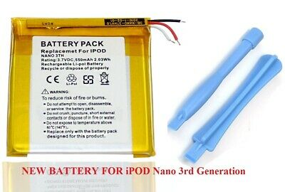 NEW Fenzer Replacement Battery for Apple iPod Touch iTouch 2 2G 2nd Gen Tools