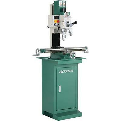 G0704 Grizzly Drill/Mill with Stand