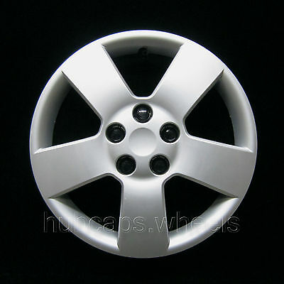Chevy HHR 2006-2011 Hubcap - Premium Replacement 16-inch Wheel Cover - Silver
