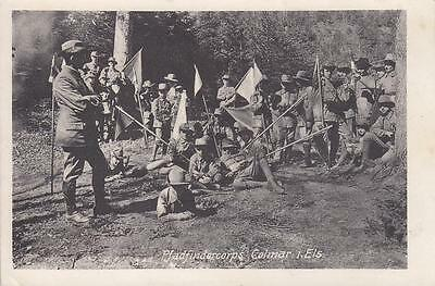 A7822) Scoutismo, Germania, Pfadfinders Corps Colmar.