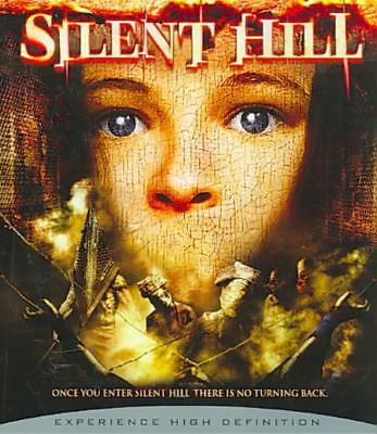 Silent Hill New Blu-Ray
