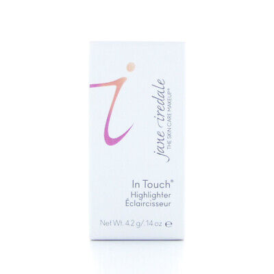 Jane Iredale In Touch Highlighter Comfort 0.14oz/4.2g NEW IN BOX