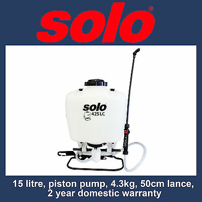 Solo 425LC Backpack Sprayer