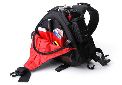 Waterproof DSLR Camera Shoulder Sling Case Bag for Canon EOS Nikon SLR