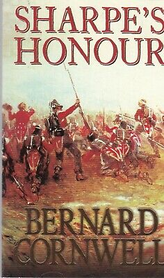 Sharpe's Honour By Bernard Cornwell, Paperback, New Book