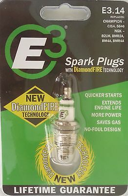 E3.14 SPARK PLUG Quick Start Replaces: CJ14 J12C CJ8Y 5846 B2LM BMR2A BM4A BMR4A