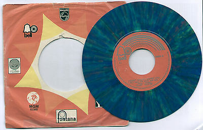 "7"" Gary Glitter I Didn't Know.... / Hard On Me Made In Lebanon Multi Coloured!!!"