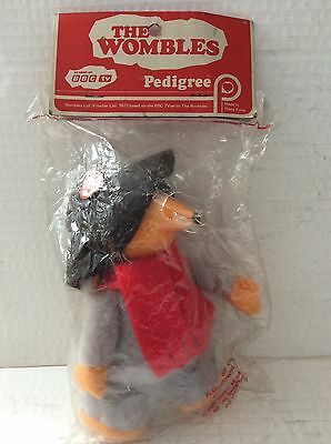 Pedigree Womble 1973 unopened