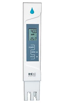 HM Digital AP-1 AquaPro TDS Meter and thermometer, magnetic case, water tester