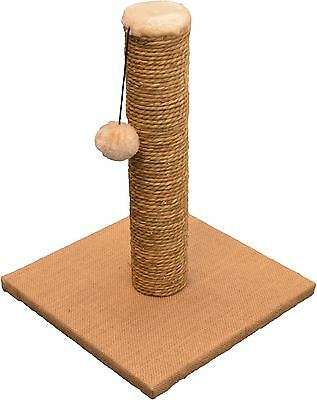 "Cat Scratching Post, Exercise Indoor Tree - 37cm (14"") Tall"