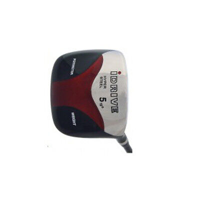 Integra Golf iDrive Square Fairway 5 Wood 19° Head Only - New