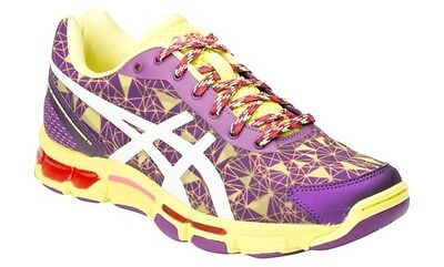 [bargain] Asics Gel Netburner Pro 11 Womens Netball Shoe (B) (6038) | NEW!