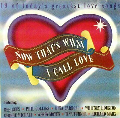 Various : Now Thats What I Call Love CD Highly Rated eBay Seller, Great Prices