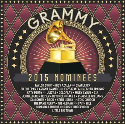 Various Artists - 2015 Grammy Nominees New Cd