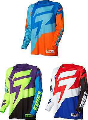 2016 Shift Mens Faction Jersey - MX Offroad ATV Dirtbike