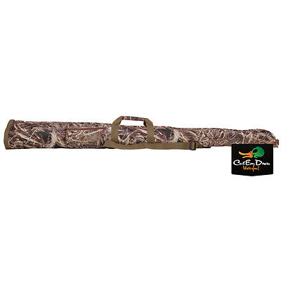 New Tanglefree Shotgun Shot Gun Sleeve Case Folding Fold Up Realtree Max-5 Camo