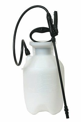 Chapin 20000 1-Gallon Poly Lawn and Garden Sprayer Ergonomic handle for easy pum