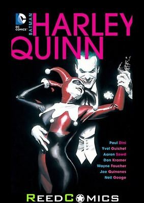 BATMAN HARLEY QUINN GRAPHIC NOVEL New Paperback Collects Harley's Greatest Hits!