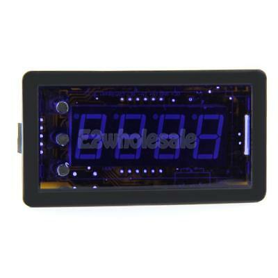"""0.56"""" Blue LED 0~9999 Up/Down 4-Digit Counter Pulse/Switch Input Signal DC12V"""