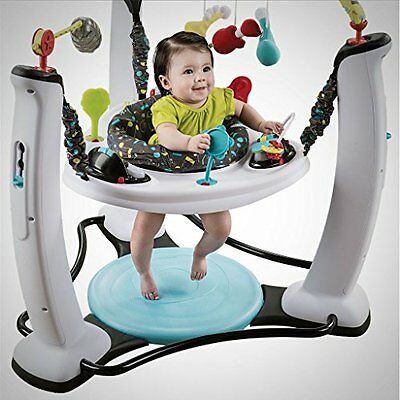 Electronic Evenflo Exersaucer Jump and Learn Music Jam Session Plastic Toy