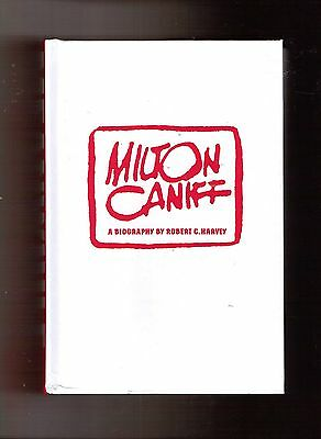 Meanwhile...milton Caniff. Biography. Terry And The Pirates. Steve Canyon. Vgc.