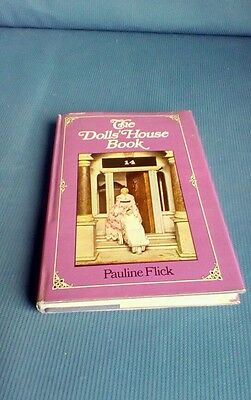 The Dolls' House Book Pauline Flick 1973 U.K. Edition