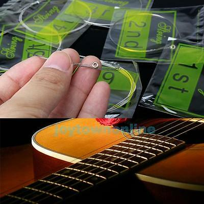 HOT SALE Acoustic Guitar Set of Electric Guitar 6 Steel Strings XL150/.023/009in