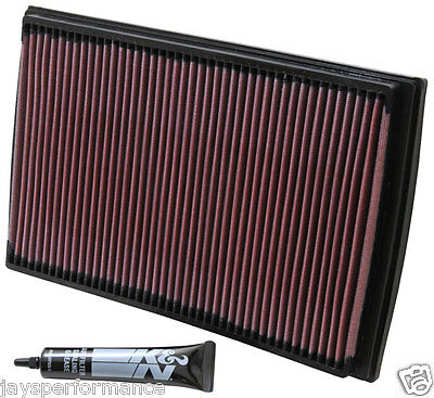 Kn Air Filter (33-2176) Replacement High Flow Filtration