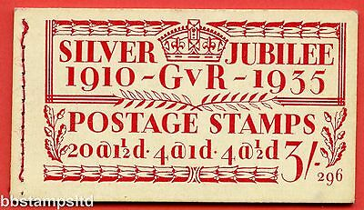 """SG. BB28. """" 3/- """". Edition number 296. A very fine complete example"""