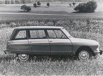 Citroen Ami 8 Super Estate original period Photograph 1970s