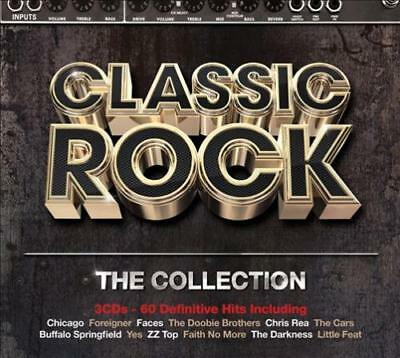 Various Artists - Classic Rock: The Collection [Digipak] New Cd