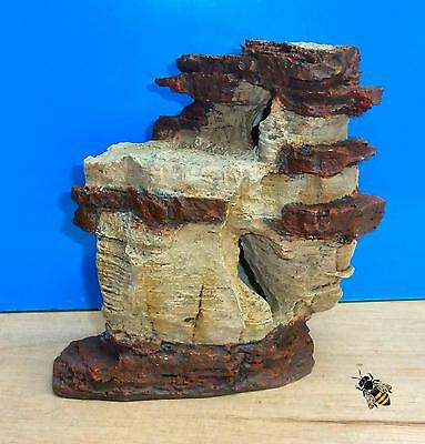 Arizona Rock Cave Reef Coral Aquarium Ornament Fish Tank Decoration New