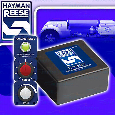 Hayman Reese Compact Electric Brake Controller Remote Head 12V Trailer Caravan