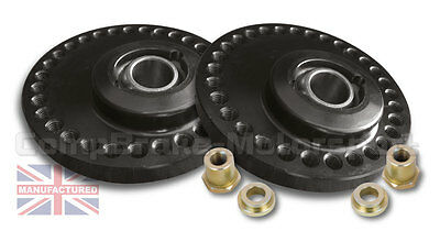Vw Golf Mk1   Fully Adjustable Suspension Top Mounts (Pair) Cmb0223