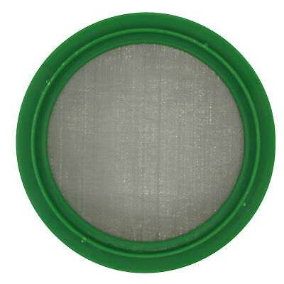 """Gold Pan Panning Classifier 4"""" Stackable Screen Mesh 50 Sifter Gold Prospecting"""