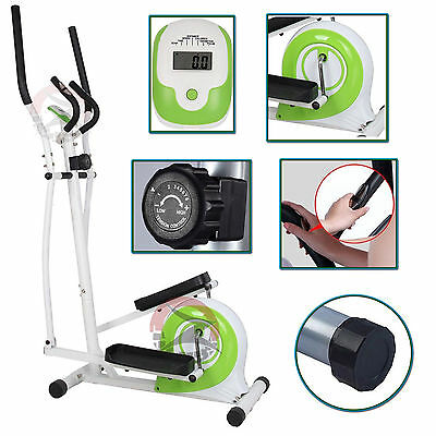 Fashion Design 2 In 1 Magnetic Elliptical Fitness Gym Machine Cross Trainer