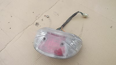loncin 110 lx110 rear brake light lights lamp complete