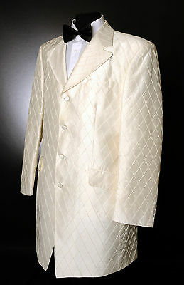 MJ-128B BEIGE 2 PIECE LOUNGE SUIT WEDDING//FORMAL//OCCASION//CRUISE
