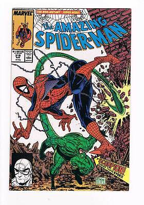 Amazing Spider-Man # 318 Sting Your Partner ! grade 9.0 movie hot book !!