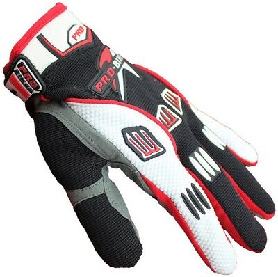 Motorcycle motocross racing riding resistance Cycling Bicycle Sports gloves